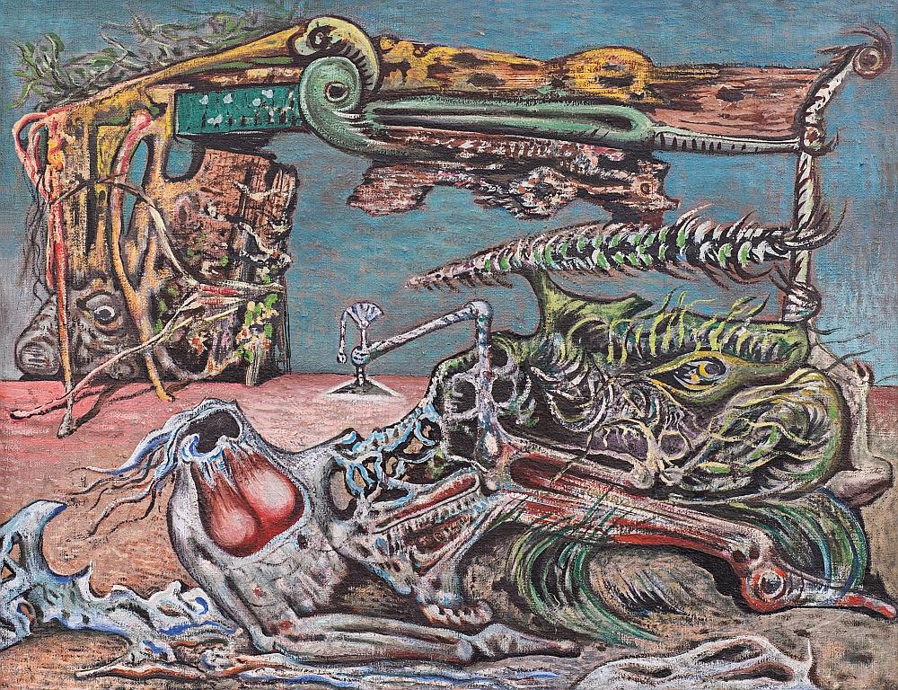aukce obrazů, aukční síň european arts - František Janoušek - aukce obrazů