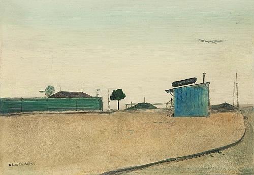 Aukce Obrazů European Arts - Kamil Lhoták - aukční síň a galerie European Arts