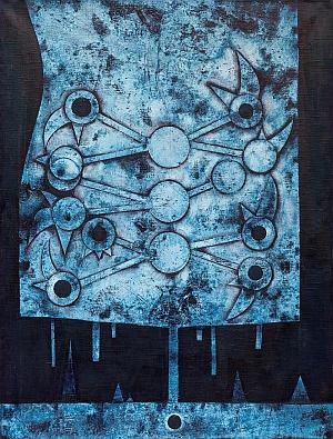 Aukce Obrazů European Arts - Mikuláš Medek - Ptapčci - aukční síň a galerie European Arts
