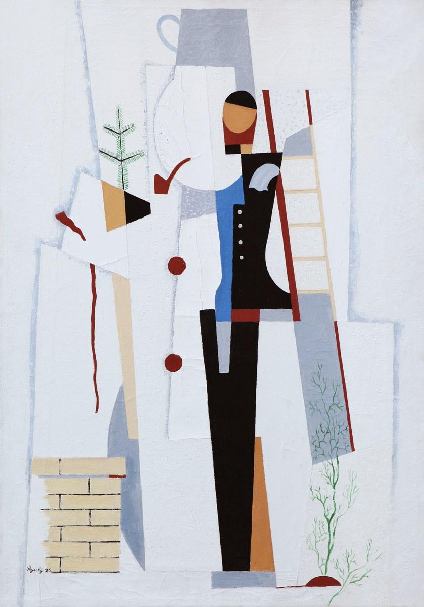 aukce obrazů praha, aukční síň european arts, Jindřich Štyrský má nový aukční rekord