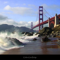 Fotografie - Golden Gate Bridge