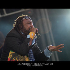 Fotografie - ... SKINDRED ...