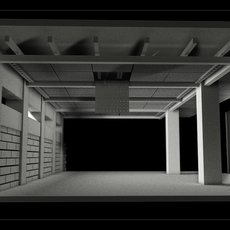 3D grafika - WIP - Basement