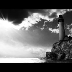 3D grafika - - lighthouse -