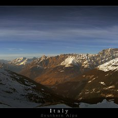 Fotografie - Italy, Southern Alps
