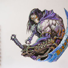 Grafika - DARKSIDERS 2