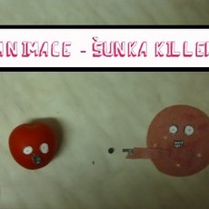 Grafika - Animace - Šunka killer