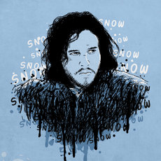 Grafika - Jon Snow