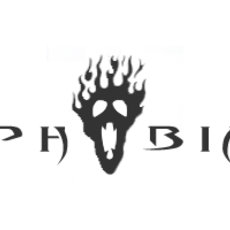 Grafika - pHobia 2nd logo