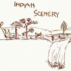 Grafika - indian scenery