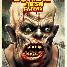 3D grafika - Zombie flesh eaters