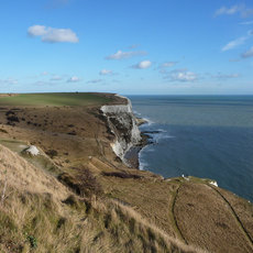 Fotografie - white cliffs