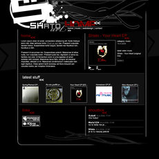 Grafika - Shato-art webdesign