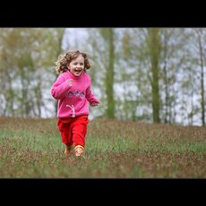 Fotografie - Running princess