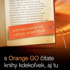 Grafika - Orange GO