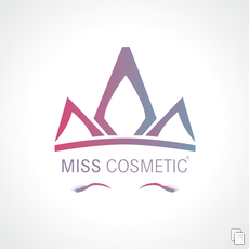 Grafika - Miss Cosmetic - logotyp