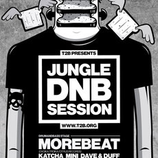 Grafika - jungle dnb session
