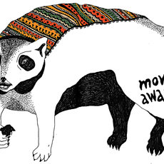 Grafika - Move away.