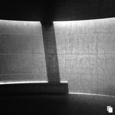 3D grafika - koshino house - tadao ando