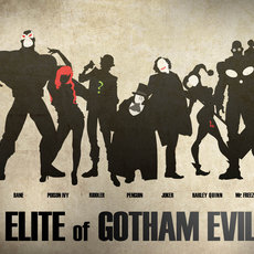 Elite of Gotham evil