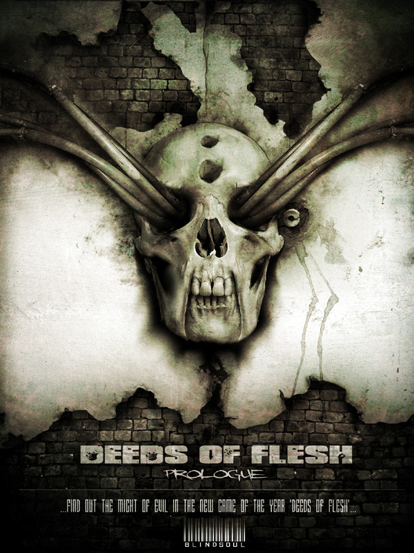 ...deeds_of_flesh... - Grafika - blindsoul