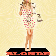 Graphics - blond justice