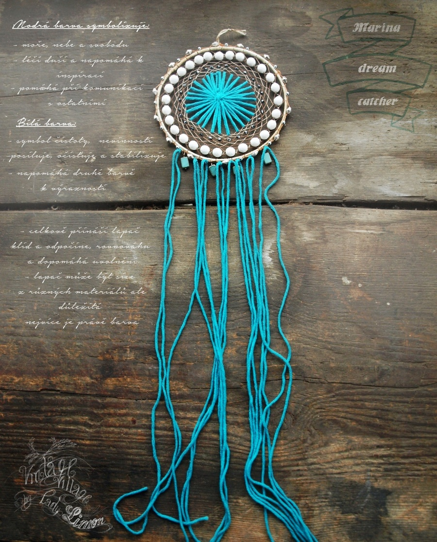 Marina dream catcher - Plastika - Simonamafia