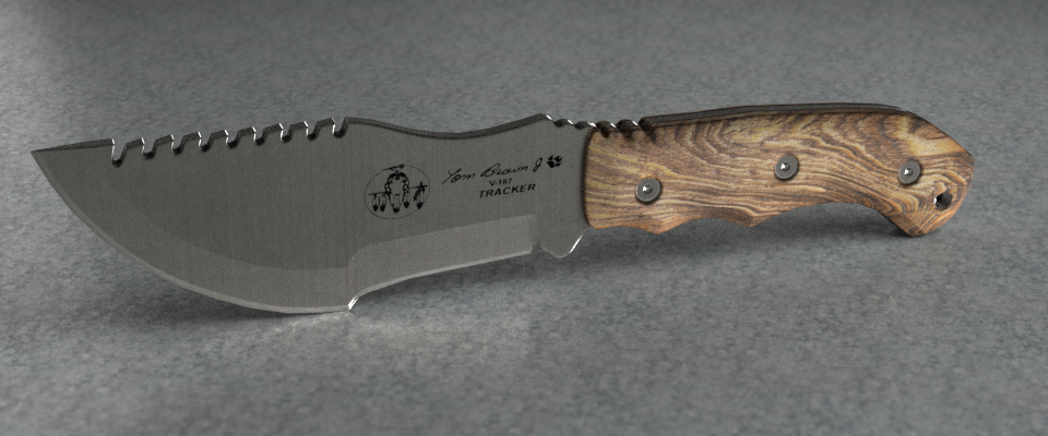 Knife - 3D grafika - iqvis