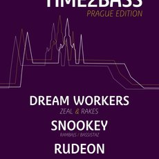 Grafika - time2bass prague