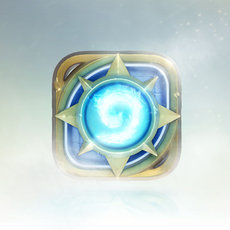 3D grafika - Hearthstone - icon