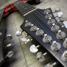Double-neck guitar