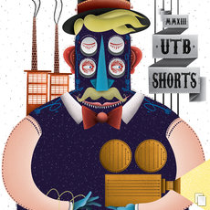 Grafika - UTB SHORTS 2013
