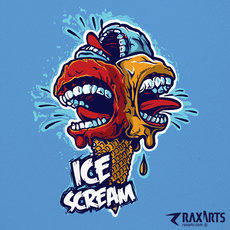 Grafika - Ice Scream