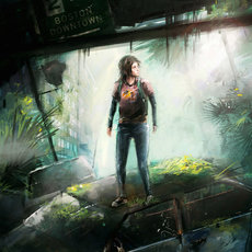 Grafika - The Last of Us- Ellie