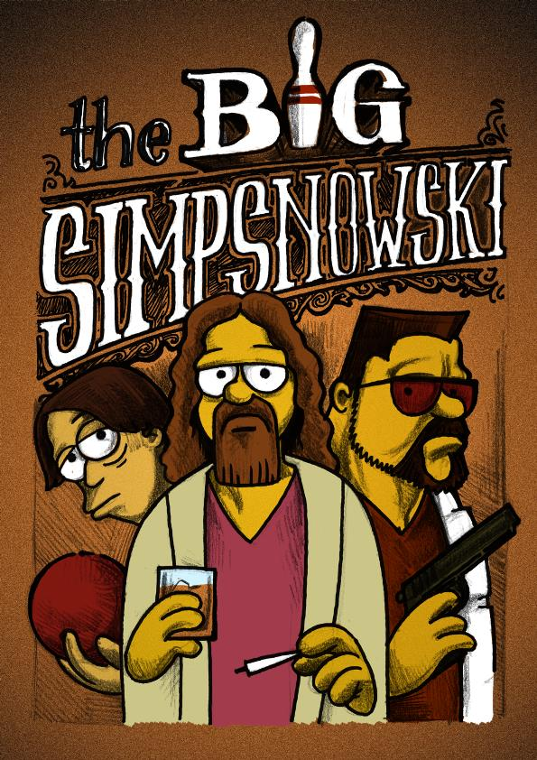 the big simpnowski - Grafika - maus_komor