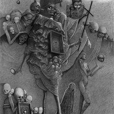 Beksinski cover version 1