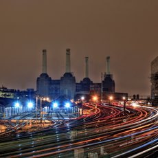 Fotografie - Battersea powerstaion