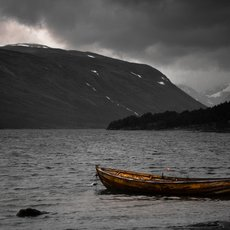 Fotografie - ...it rains in Norway...