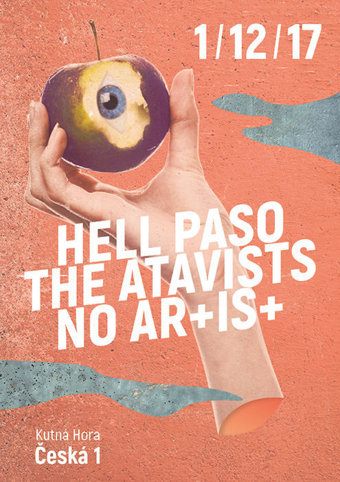 Hell paso / The Atavists / NoAr+ts+ - Grafika - Beejay