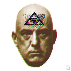 Grafika - Aleister Crowley