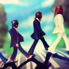 shadow of the beatles