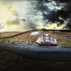 Grafika - Ship in a Bottle..