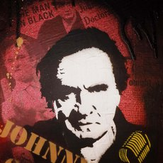Grafika - Johnny Cash