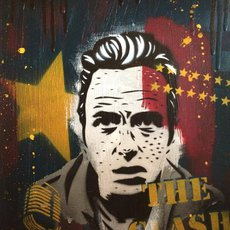 Grafika - Joe Strummer 2