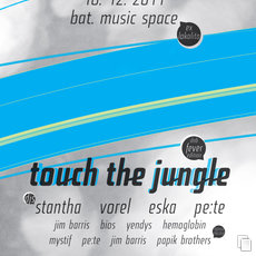 Grafika - touch the jungle podzim-zima 2011