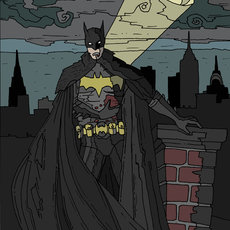 Grafika - Batman