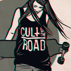 Grafika - Cult of the Road: Root Tanktop Illu