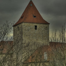 Fotografie - The Ghost Tower! - Strašidelná věž!
