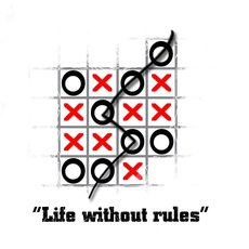 Grafika - Life without rules