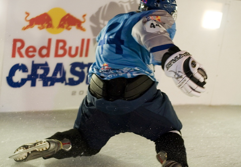 crashed ice - Fotografie - pamu
